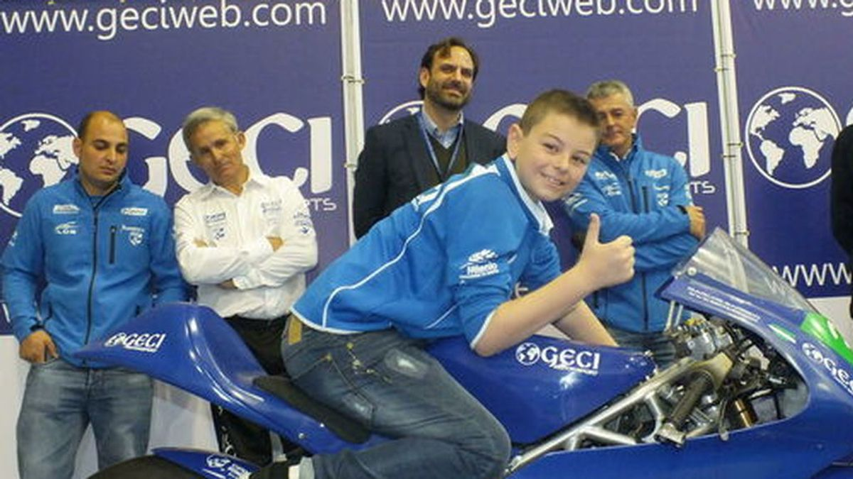 Marcos Garrido, de 14 años, tercera víctima mortal del circuito de Jerez en más de 30 años de historia