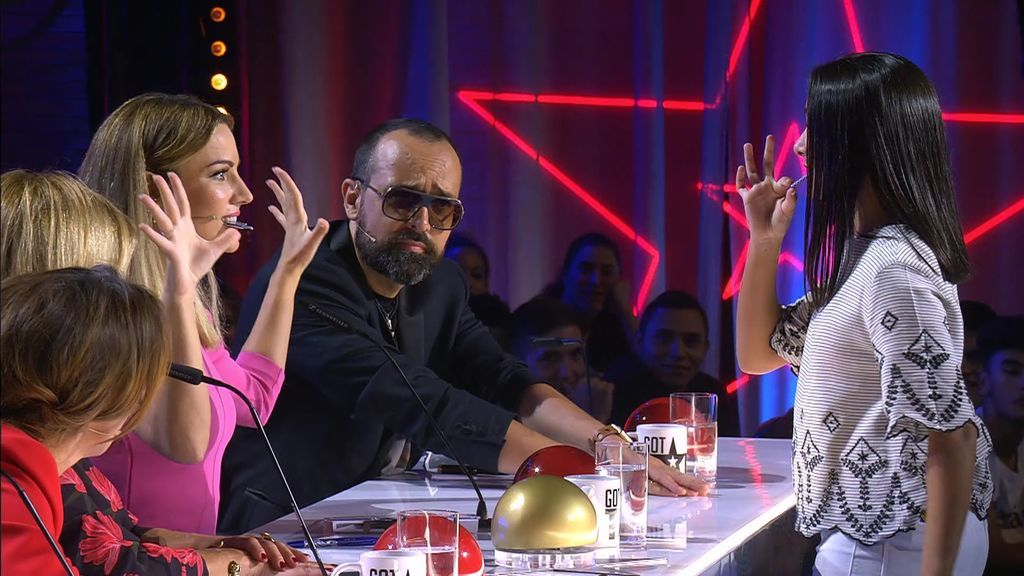 Maga La ImpactadoGot Deja Jurado Al Talent Raquel xotQdCshrB