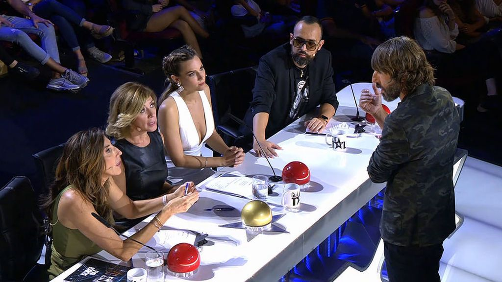 'Got Talent España' (22% y 2.420.000) anota su segundo mejor dato de la temporada