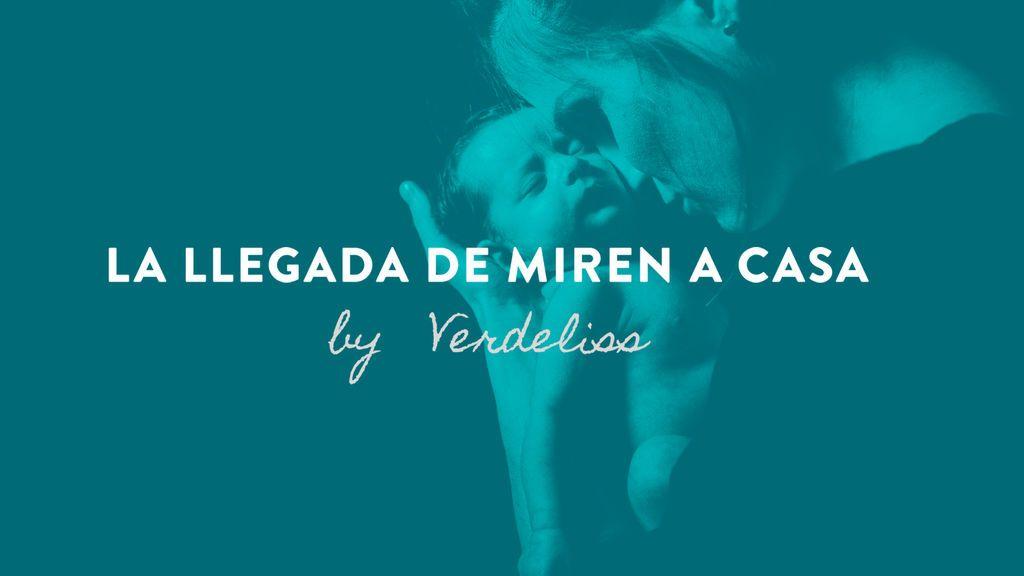 Verdeliss vuelve mañana a Mtmad tras dar a luz con su vlog 'La llegada de Miren a casa'