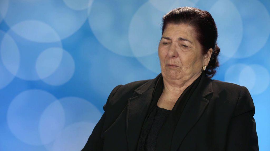 El asesinato de  María del Castillo se llevó por delante la voz y la alegría de su madre