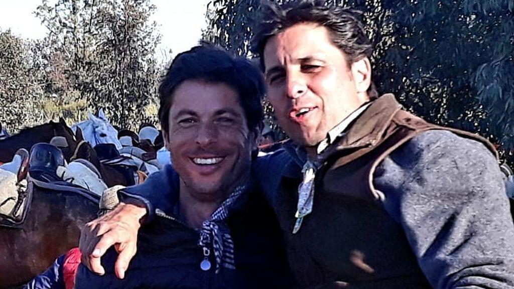 """Fran Rivera y Canales Rivera anuncian su reconciliación: """"Nunca es tarde"""""""