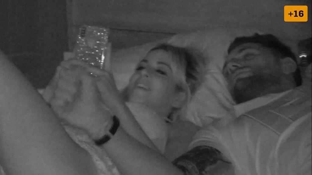 Capítulo 27: Barranco y Oriana duermen juntos por primera vez