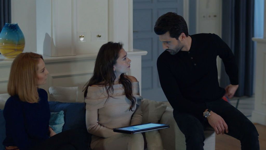 El plan de Emir: se mudará con Nihan y Deniz a Los Ángeles