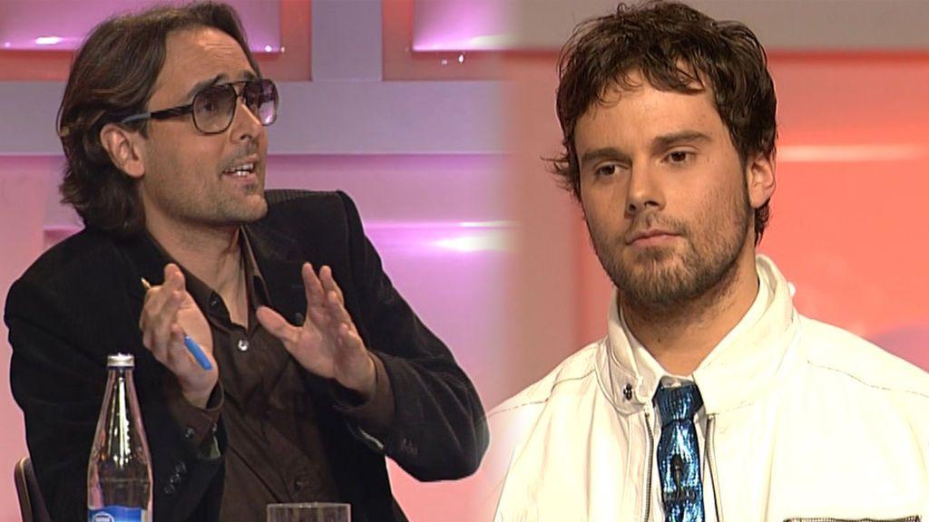 "Antes de 'Got Talent', Daniel Zueras fue ""víctima"" de Risto Mejide en 'OT 2006'"