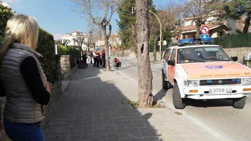Un niño de dos años muere atropellado por un conductor que dio positivo en cannabis en Barcelona