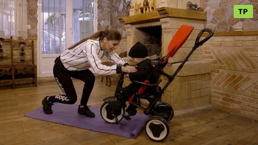 Ponte en forma con tu bebé y recupera tu figura después del embarazo con la Rebe y el Jose