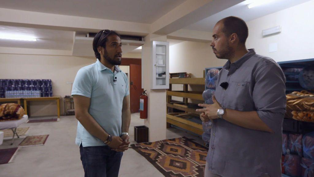 Controles, puertas blindadas y habitación del pánico: Así es un hotel en Afganistán