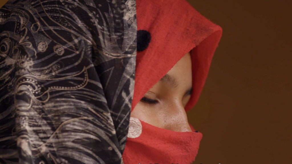 """Fátima, acusada de adulterio: """"Me han condenado a dos años por escaparme de casa"""""""