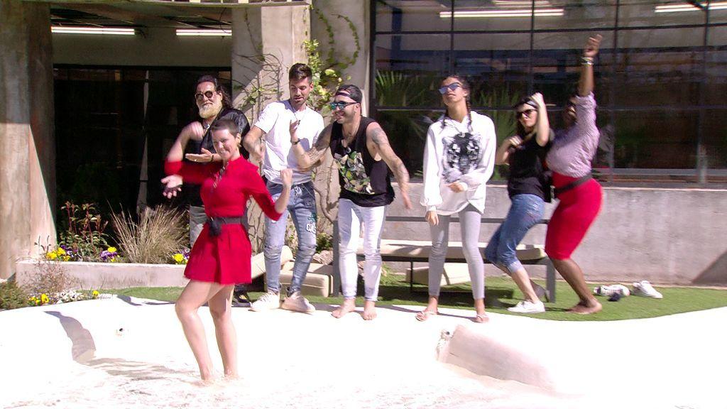 Ya puedes disfrutar del videoclip completo de 'Déjate querer' que han grabado los concursantes de 'GH DÚO'