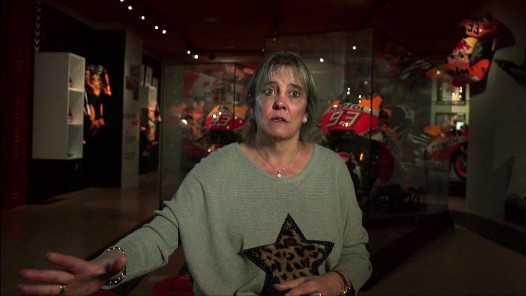 Roser, la madre de Marc Márquez, recuerda la ayuda impagable de Ángel Nieto tras un brutal accidente de su hijo hace cinco años