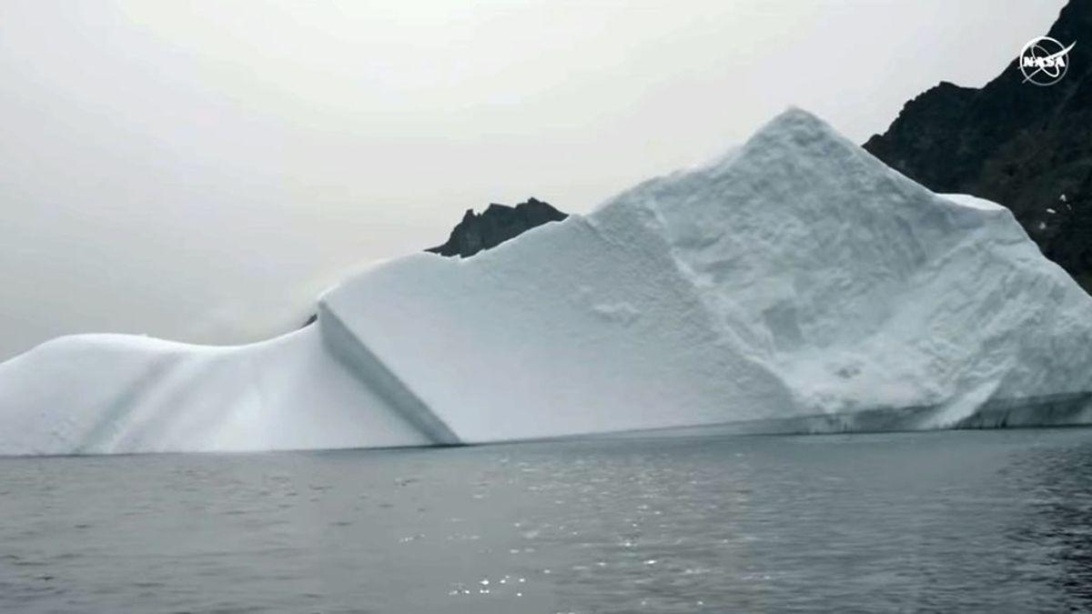 El deshielo de Groenlandia continúa a pesar de que el glaciar de Jakobshavn se esté recuperando