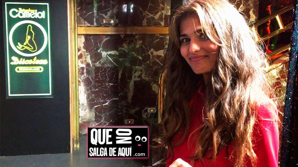 Sara Sálamo nos enseña la discoteca donde va a pasar de todo en Telecinco