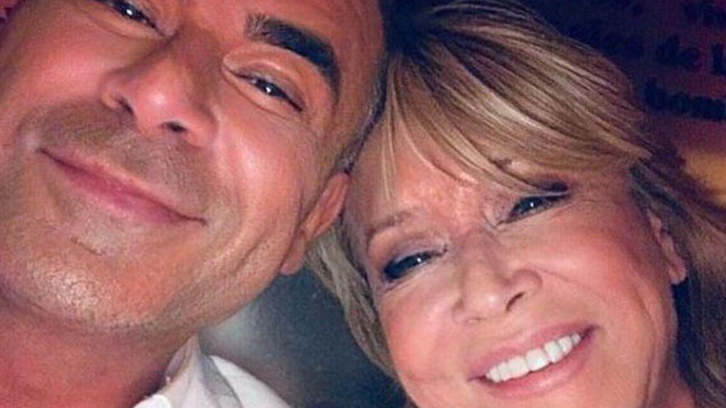 Mila demuestra a Jorge Javier su amistad incondicional con una emotiva dedicatoria