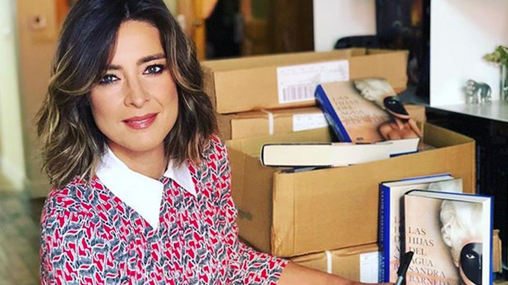 """Sandra Barneda presenta su nuevo proyecto: """"Soy mujer, feminista, lesbiana y de izquierdas"""""""