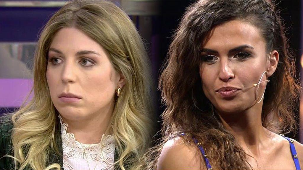 Marta Albalá explica qué pasó el día que conoció a Sofía Suescun: Tonteó con su ex, Hugo Paz, delante de ella