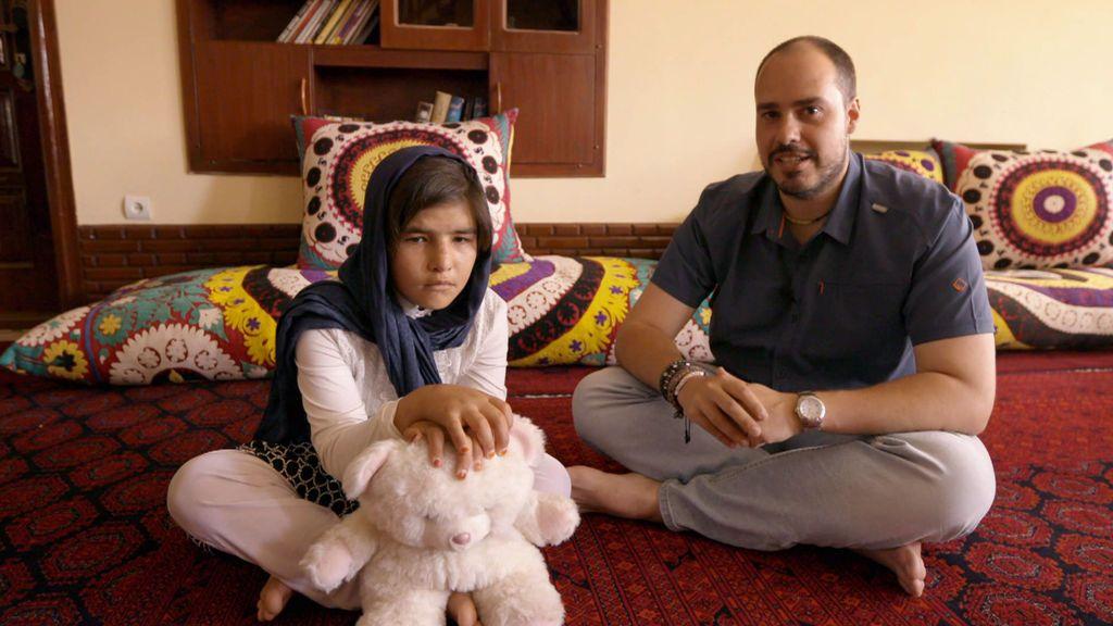 'Pasaporte Pampliega 6: Matrimonio infantil', completo y en HD