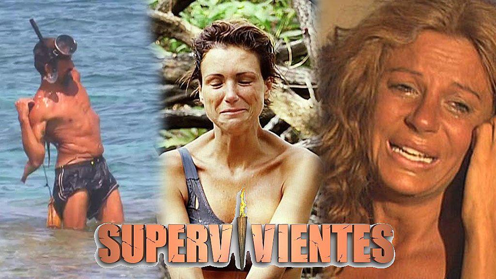 Dramas que queremos volver a ver en 'Supervivientes': vota por tu favorito