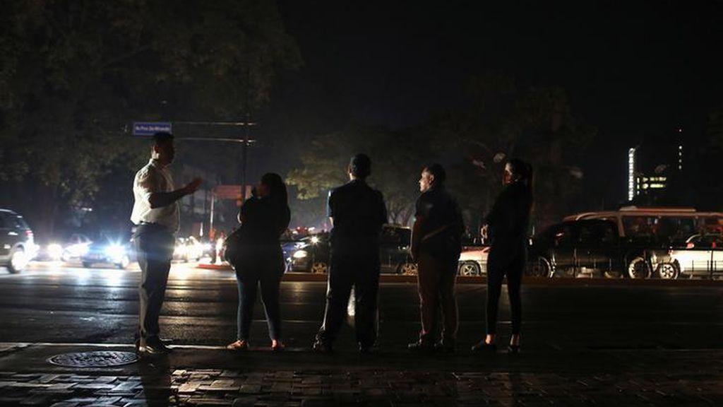 Caracas y otras ciudades de Venezuela sufren un nuevo apagón