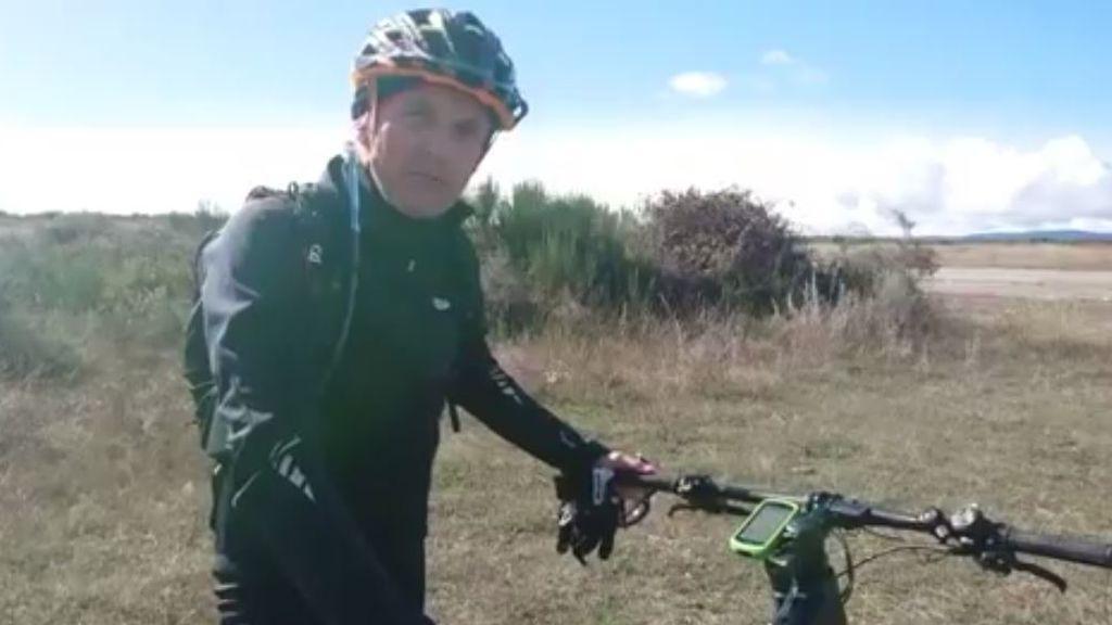 No apto para sensibles: Jesús Calleja muestra su enorme herida en la clavícula