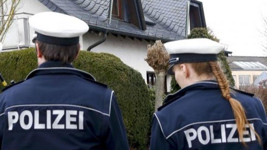 Detienen a diez personas sospechosas de planear un atentado en Alemania