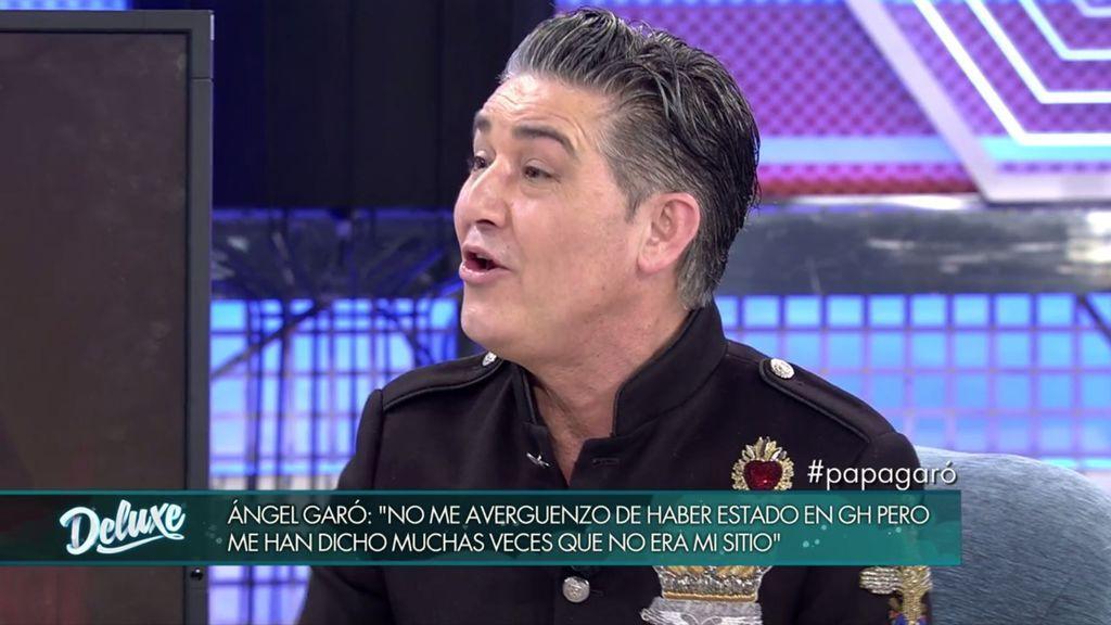 Ángel Garó desvela su mayor secreto: así mataba el tiempo a escondidas en 'GH VIP 6'
