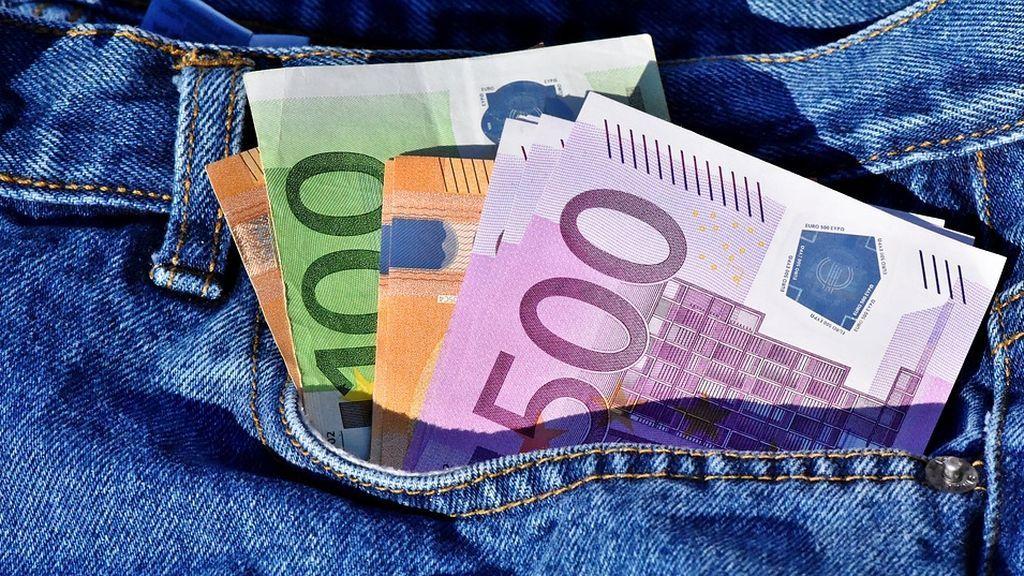 El número de billetes de 500 se sitúa en niveles de diciembre de 2002