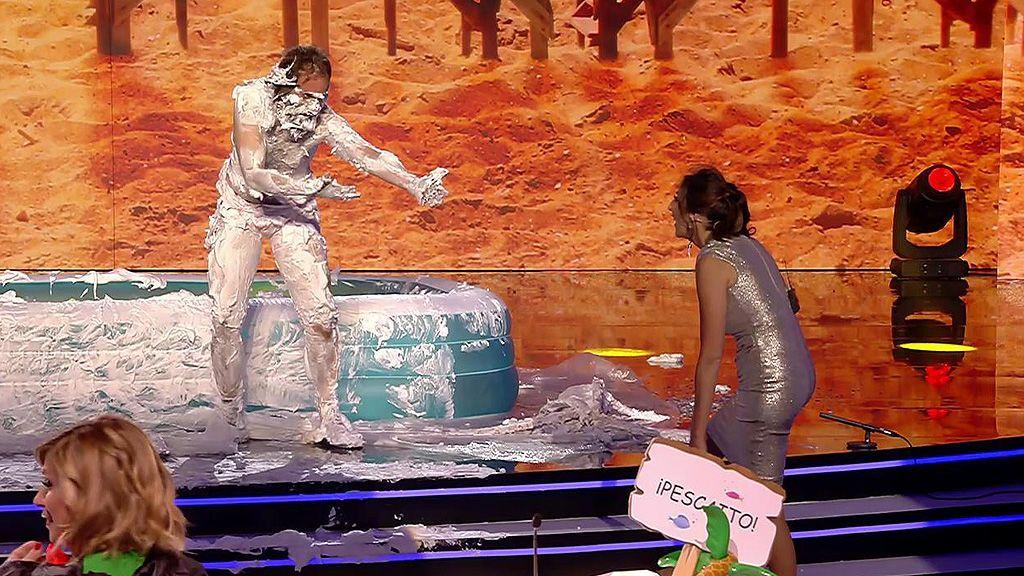 'Got Talent' (jurado incluido) se impermeabiliza ante la llegada del torpe pero entrañable Cucko