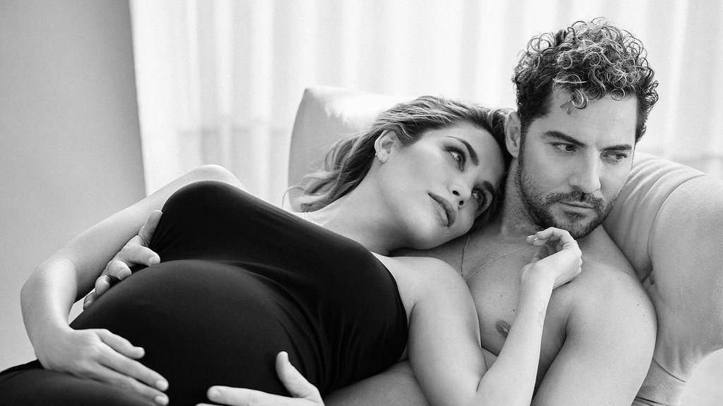 """David Bisbal: """"Ese parto es mío también. Deseando que se adelante un poco"""""""