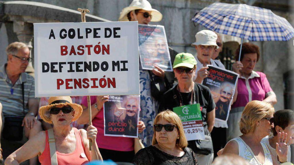 ¿Son los pensionistas la moneda de cambio de los políticos?