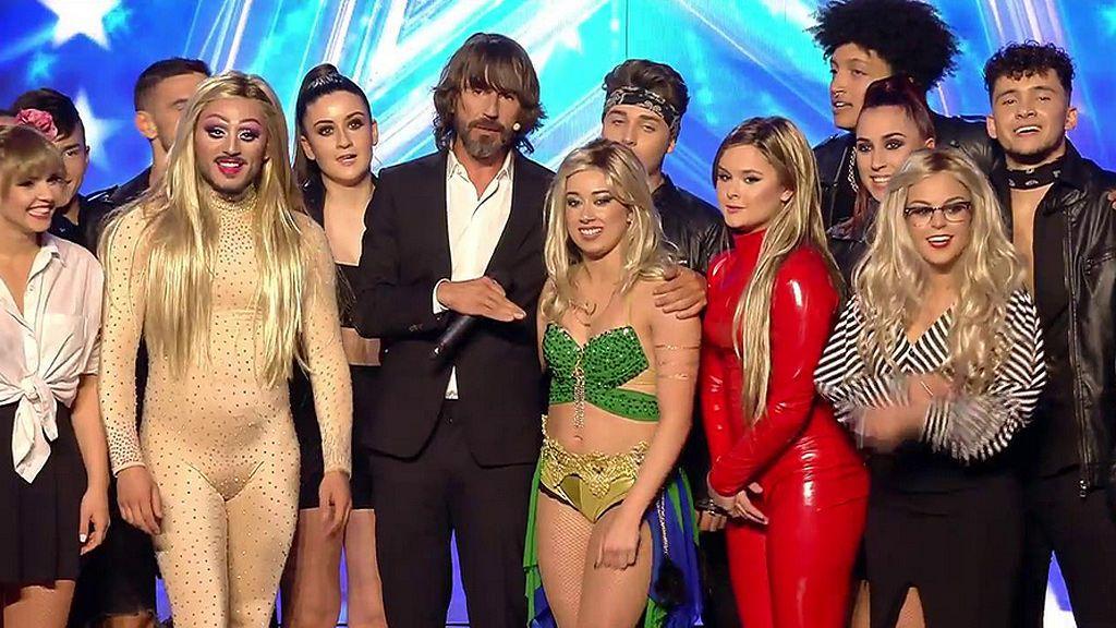 QDS Megacrew, los primeros finalistas de la cuarta edición de 'Got  Talent'