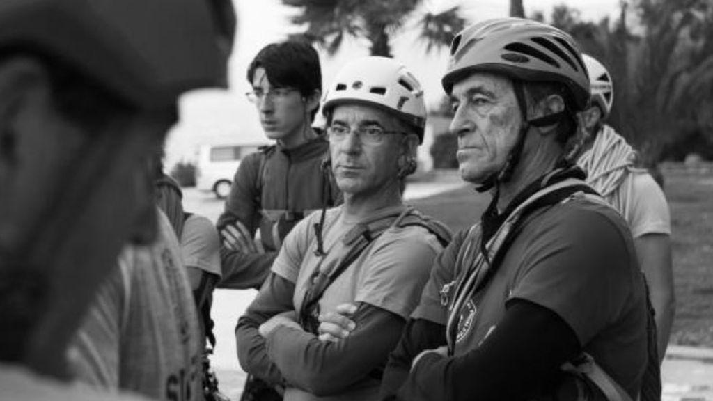 Fallece Carlos Tudela, experto alpinista, cuando escalaba junto a su mujer en Huesca