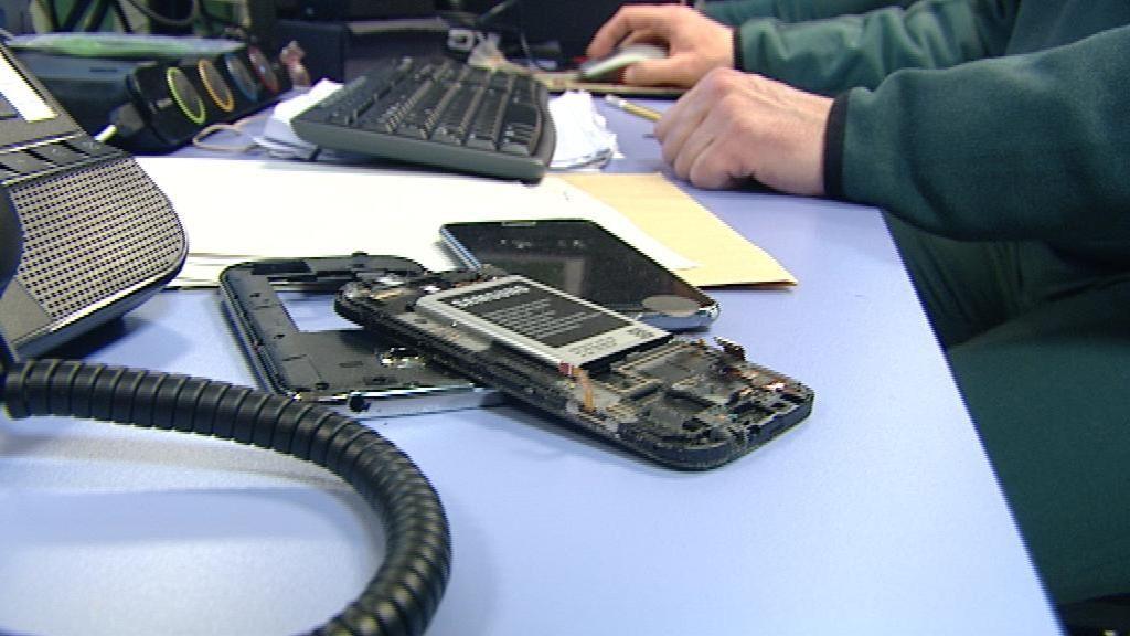 En las entrañas del CSI informático de la Guardia Civil: así rastrean para cazar delincuentes