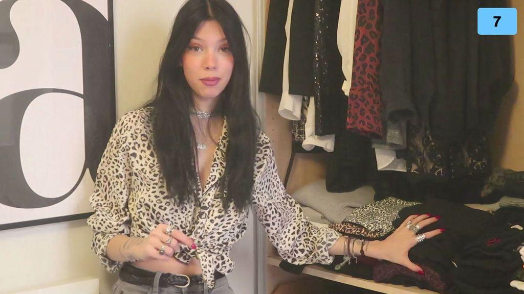 El 'closet tour' de Alejandra Rubio: desde su caprichito más caro hasta el bolso que le robó a su madre (1/2)