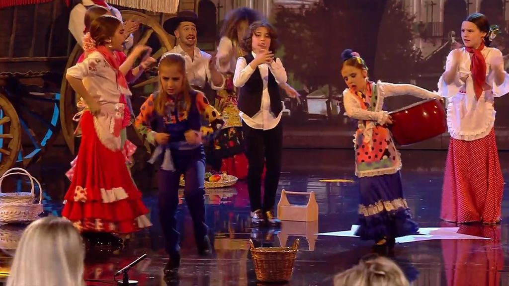 Peter y Lola vuelven a deslumbrar con su baile flamenco y se llevan el 'sí de Risto'