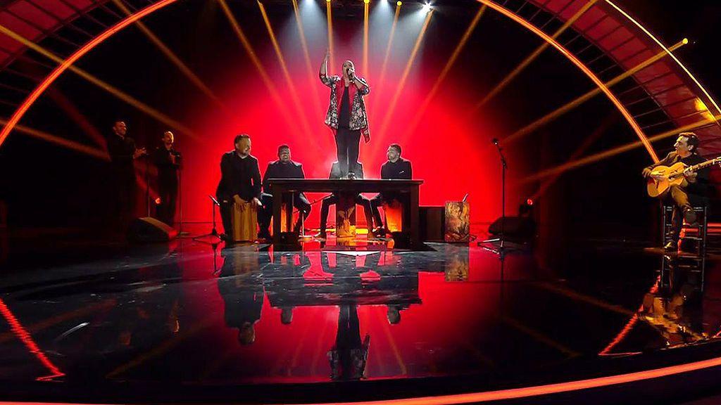 Noelia 'La Negri' nos regala la versión más flamenca de 'A quién le importa'