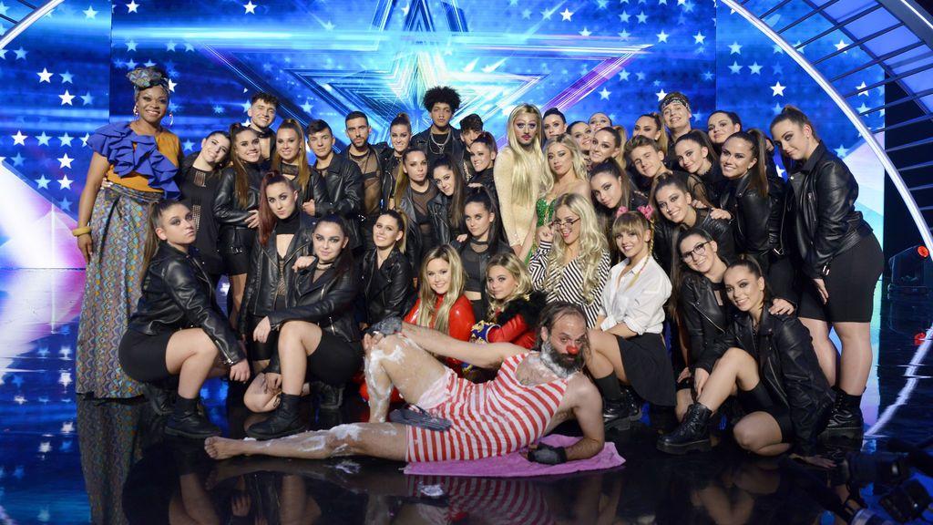 Semifinal 1 de 'Got Talent'