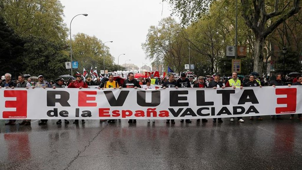 ¿Qué sucederá tras 'la revuelta de la España vaciada'?