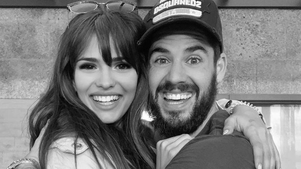 Polémica por cómo Sara Sálamo e Isco han anunciado el sexo de su bebé