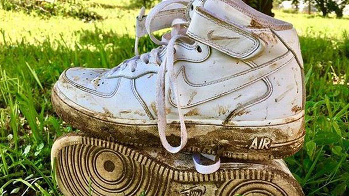 Cómo limpiar adecuadamente tus zapatillas de deporte porque en general lo hacemos muy mal