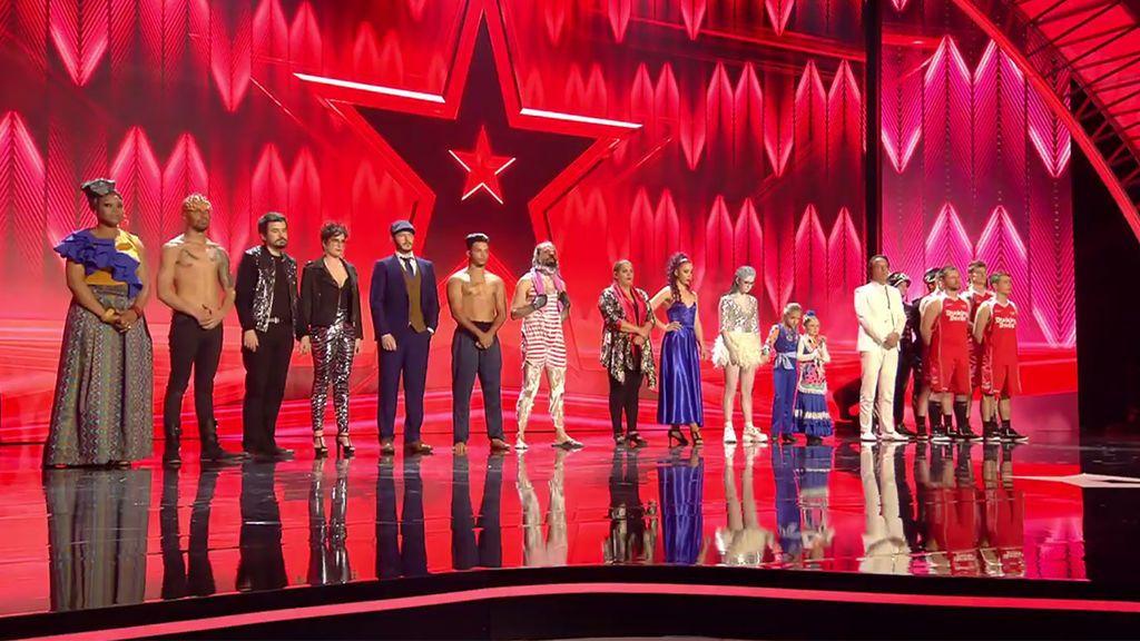 'Got Talent' Gala 10 (01/04/19), completo y en HD