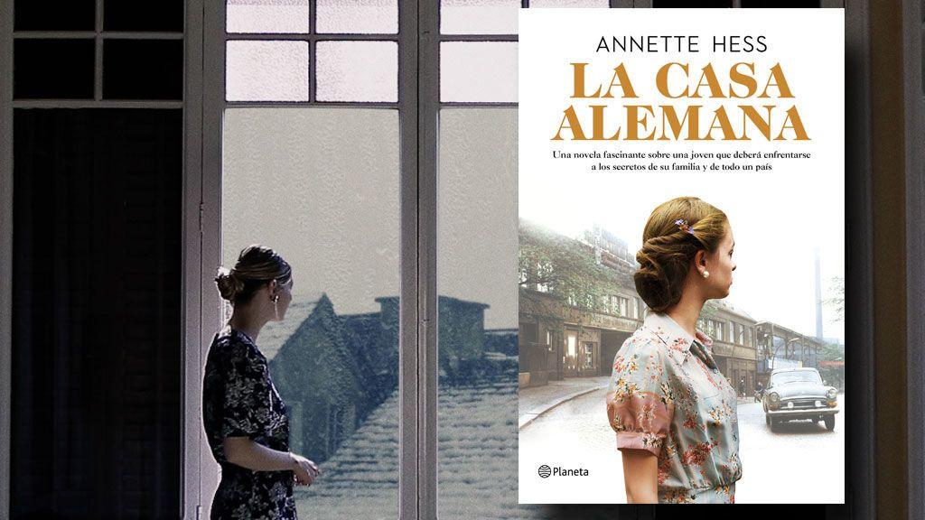 'La casa alemana', la novela debut de Annette Hess