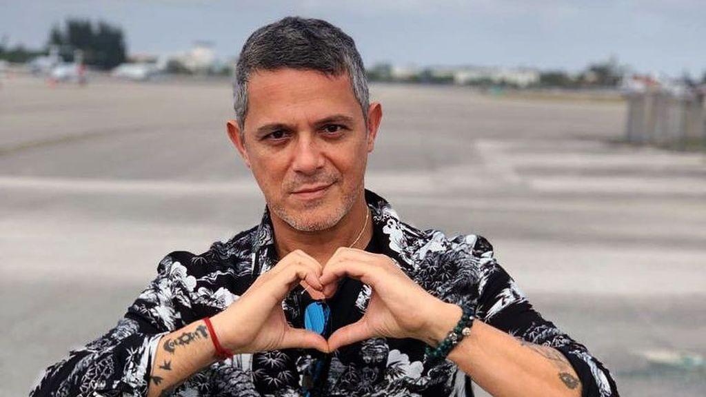 """Para morir de amor: la tierna foto de Alejandro Sanz con su """"persona favorita"""""""