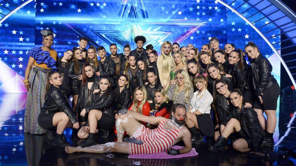 'Got Talent España' (22,4% y 2.298.000) bate su récord de share de la temporada