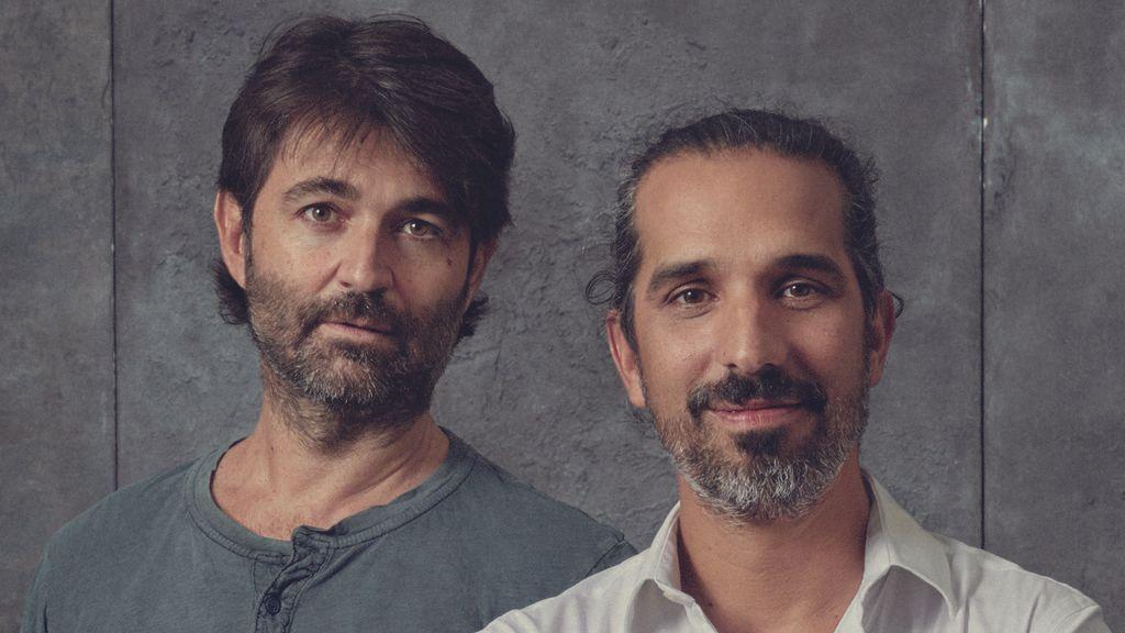 Alberto de Toro y Javier Ruiz Caldera