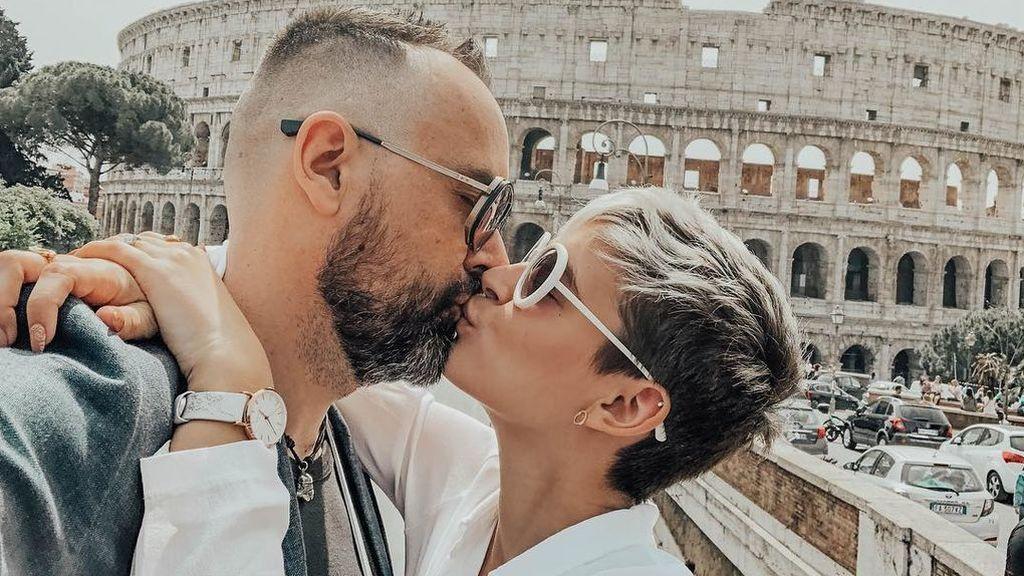 Laura Escanes y Risto Mejide podrían ser padres de una niña llamada Roma