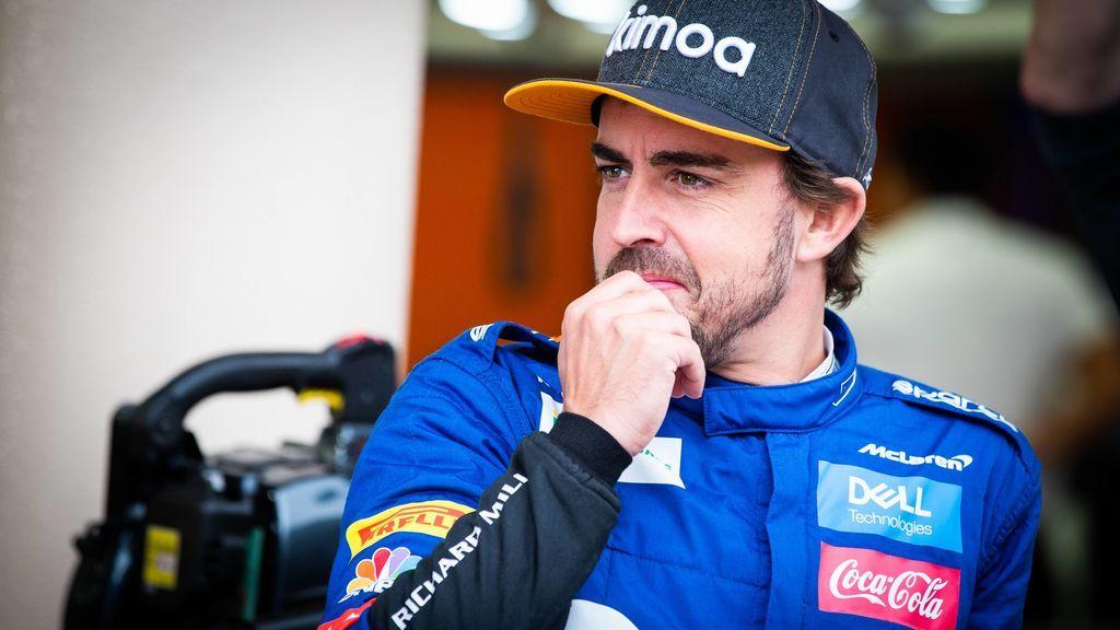 Fernando Alonso busca desafíos sin precedentes en el deporte