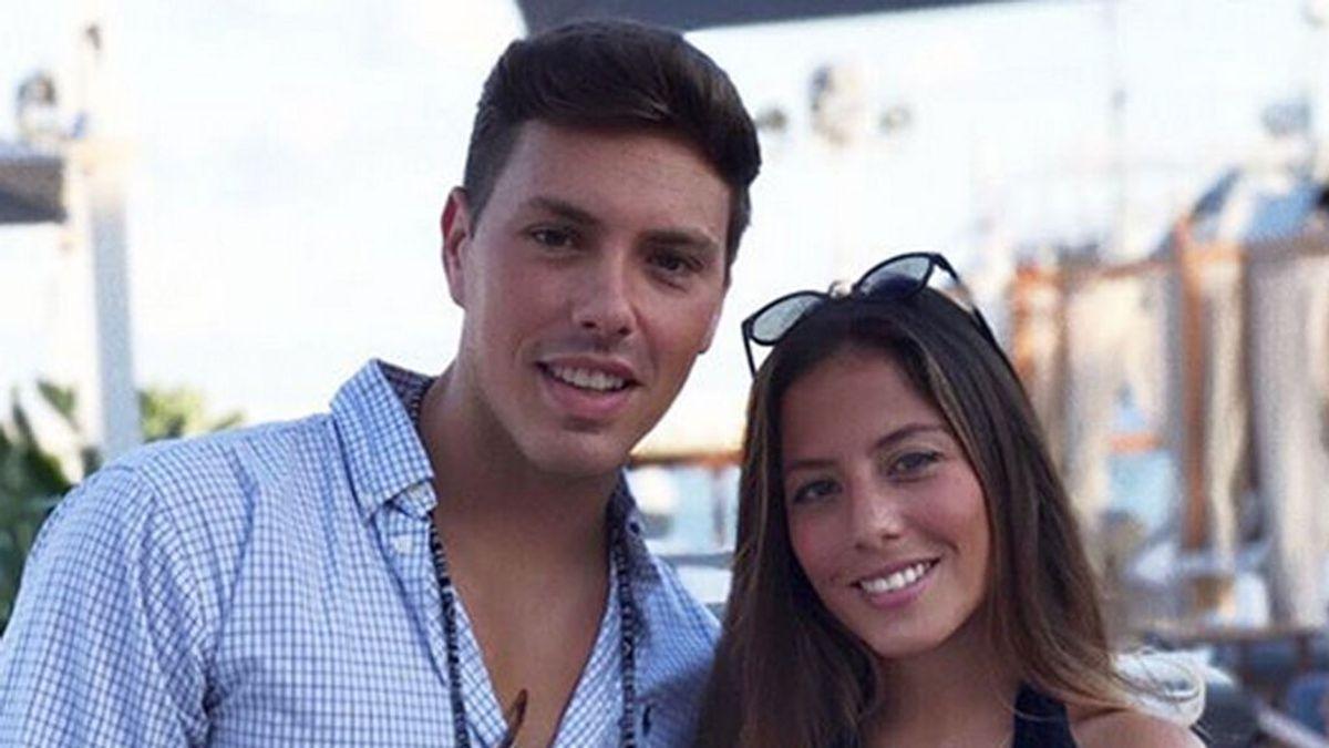 """Ivy y Carlos 'GH' posan juntos con su bebé por primera vez: """"Tú, Martina"""""""