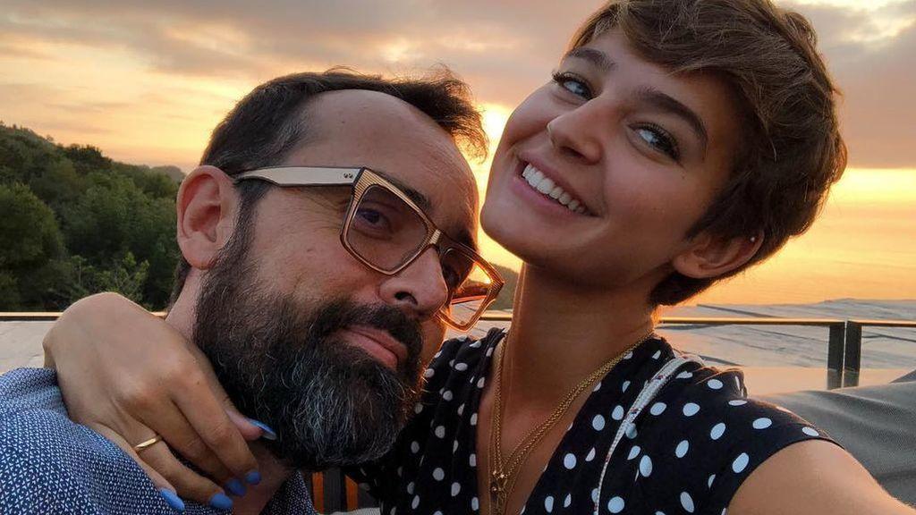 """Laura Escanes y Risto Mejide desvelan el  nombre de su bebé: """"Te esperamos desde antes de saber que te esperábamos"""""""