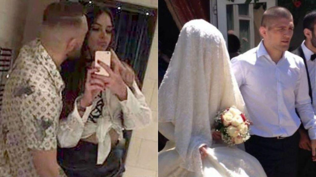 """Khabib responde a Conor McGregor por llamar 'toalla' a su mujer: """"Violador, eres un violador"""""""